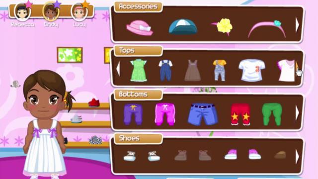 Imagine babyz fashion game online 29