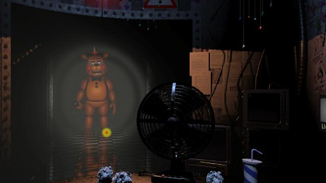 Five nights at freddy s 2 yar games