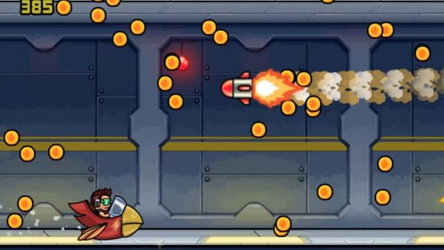 Jetpack Joyride - Play run and jump games and more online action games at GamesOnly.com!