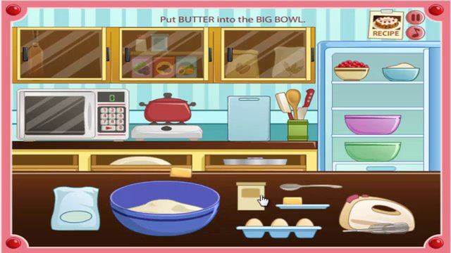 Rachel S Kitchen Game Friv