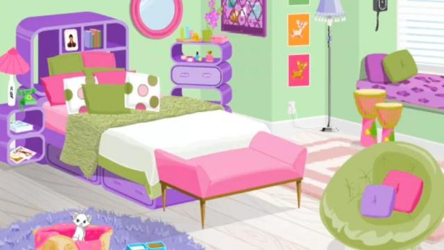 Girly room decoration game - Android Apps on Google Play